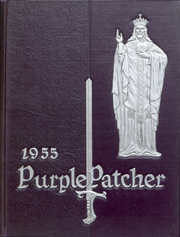 Page 1, 1955 Edition, College of the Holy Cross - Purple Patcher Yearbook (Worcester, MA) online yearbook collection