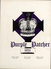 Page 6, 1955 Edition, College of the Holy Cross - Purple Patcher Yearbook (Worcester, MA) online yearbook collection