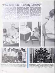 Page 112, 1988 Edition, College of the Holy Cross - Purple Patcher Yearbook (Worcester, MA) online yearbook collection