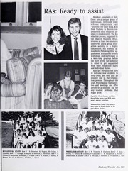 Page 123, 1988 Edition, College of the Holy Cross - Purple Patcher Yearbook (Worcester, MA) online yearbook collection