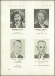 Page 14, 1948 Edition, Cushing Academy - Penguin Yearbook (Ashburnham, MA) online yearbook collection