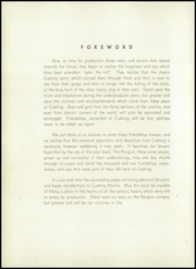 Page 8, 1948 Edition, Cushing Academy - Penguin Yearbook (Ashburnham, MA) online yearbook collection
