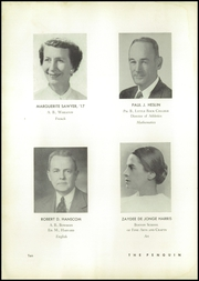 Page 14, 1955 Edition, Cushing Academy - Penguin Yearbook (Ashburnham, MA) online yearbook collection