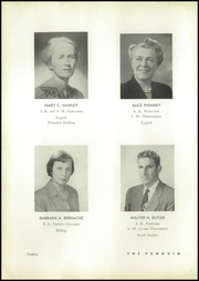 Page 16, 1955 Edition, Cushing Academy - Penguin Yearbook (Ashburnham, MA) online yearbook collection