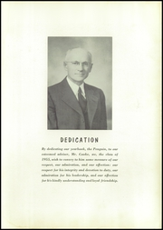 Page 9, 1955 Edition, Cushing Academy - Penguin Yearbook (Ashburnham, MA) online yearbook collection