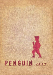 1957 Edition, Cushing Academy - Penguin Yearbook (Ashburnham, MA)