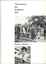 Page 11, 1966 Edition, Merrimack College - Merrimackan Yearbook (North Andover, MA) online yearbook collection