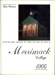 Page 7, 1966 Edition, Merrimack College - Merrimackan Yearbook (North Andover, MA) online yearbook collection