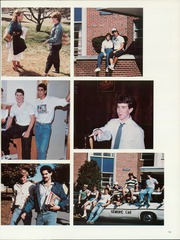 Page 17, 1985 Edition, Merrimack College - Merrimackan Yearbook (North Andover, MA) online yearbook collection