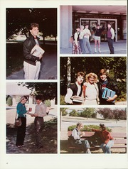 Page 6, 1985 Edition, Merrimack College - Merrimackan Yearbook (North Andover, MA) online yearbook collection