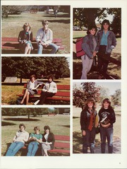 Page 7, 1985 Edition, Merrimack College - Merrimackan Yearbook (North Andover, MA) online yearbook collection