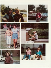 Page 9, 1985 Edition, Merrimack College - Merrimackan Yearbook (North Andover, MA) online yearbook collection