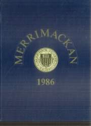 Page 1, 1986 Edition, Merrimack College - Merrimackan Yearbook (North Andover, MA) online yearbook collection
