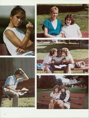 Page 10, 1986 Edition, Merrimack College - Merrimackan Yearbook (North Andover, MA) online yearbook collection