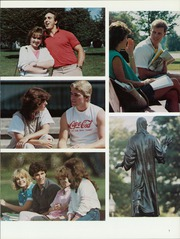 Page 11, 1986 Edition, Merrimack College - Merrimackan Yearbook (North Andover, MA) online yearbook collection