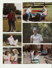 Page 14, 1986 Edition, Merrimack College - Merrimackan Yearbook (North Andover, MA) online yearbook collection