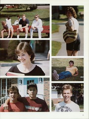 Page 15, 1986 Edition, Merrimack College - Merrimackan Yearbook (North Andover, MA) online yearbook collection