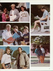 Page 17, 1986 Edition, Merrimack College - Merrimackan Yearbook (North Andover, MA) online yearbook collection