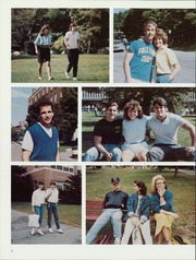Page 6, 1986 Edition, Merrimack College - Merrimackan Yearbook (North Andover, MA) online yearbook collection