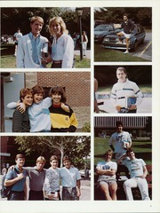 Page 7, 1986 Edition, Merrimack College - Merrimackan Yearbook (North Andover, MA) online yearbook collection