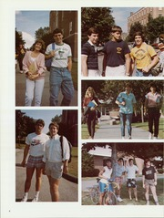 Page 8, 1986 Edition, Merrimack College - Merrimackan Yearbook (North Andover, MA) online yearbook collection
