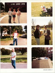 Page 11, 1988 Edition, Merrimack College - Merrimackan Yearbook (North Andover, MA) online yearbook collection