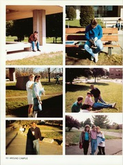 Page 14, 1988 Edition, Merrimack College - Merrimackan Yearbook (North Andover, MA) online yearbook collection