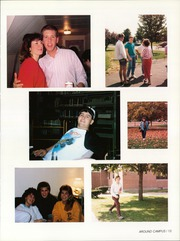Page 17, 1988 Edition, Merrimack College - Merrimackan Yearbook (North Andover, MA) online yearbook collection
