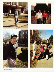 Page 6, 1988 Edition, Merrimack College - Merrimackan Yearbook (North Andover, MA) online yearbook collection