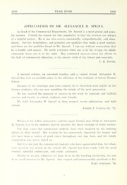 Page 10, 1926 Edition, Salem State University - Clipper Yearbook online yearbook collection