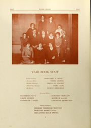 Page 14, 1927 Edition, Salem State University - Clipper Yearbook online yearbook collection