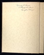 Page 2, 1930 Edition, Salem State University - Clipper Yearbook online yearbook collection