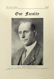 Page 10, 1932 Edition, Salem State University - Clipper Yearbook online yearbook collection