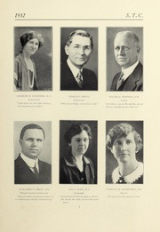 Page 11, 1932 Edition, Salem State University - Clipper Yearbook online yearbook collection