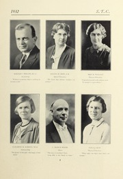 Page 13, 1932 Edition, Salem State University - Clipper Yearbook online yearbook collection