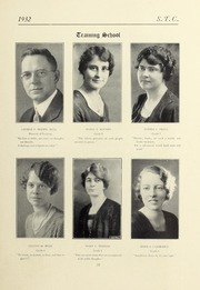 Page 15, 1932 Edition, Salem State University - Clipper Yearbook online yearbook collection