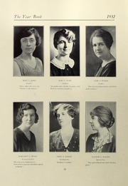 Page 16, 1932 Edition, Salem State University - Clipper Yearbook online yearbook collection