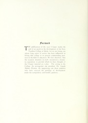 Page 12, 1937 Edition, Salem State University - Clipper Yearbook online yearbook collection