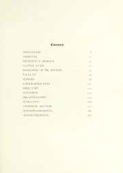 Page 13, 1937 Edition, Salem State University - Clipper Yearbook online yearbook collection