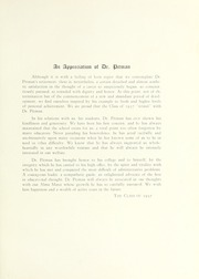 Page 17, 1937 Edition, Salem State University - Clipper Yearbook online yearbook collection