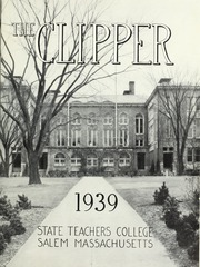 Page 7, 1939 Edition, Salem State University - Clipper Yearbook online yearbook collection