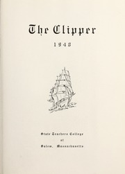 Page 5, 1948 Edition, Salem State University - Clipper Yearbook online yearbook collection