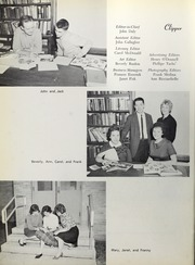 Page 12, 1962 Edition, Salem State University - Clipper Yearbook online yearbook collection