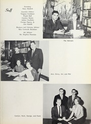Page 13, 1962 Edition, Salem State University - Clipper Yearbook online yearbook collection