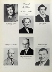 Page 16, 1962 Edition, Salem State University - Clipper Yearbook online yearbook collection