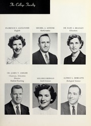 Page 17, 1962 Edition, Salem State University - Clipper Yearbook online yearbook collection