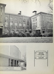 Page 6, 1962 Edition, Salem State University - Clipper Yearbook online yearbook collection