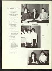 Page 16, 1965 Edition, Salem State University - Clipper Yearbook online yearbook collection