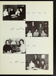 Page 17, 1965 Edition, Salem State University - Clipper Yearbook online yearbook collection