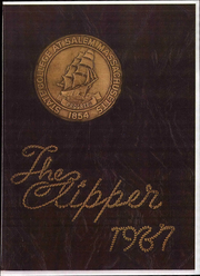 Page 1, 1967 Edition, Salem State University - Clipper Yearbook online yearbook collection